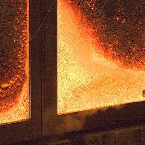 Brandwerend glas